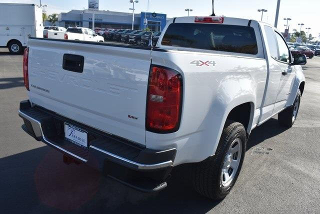 2021 Chevrolet Colorado Extended Cab 4x4, Pickup #M21117 - photo 2