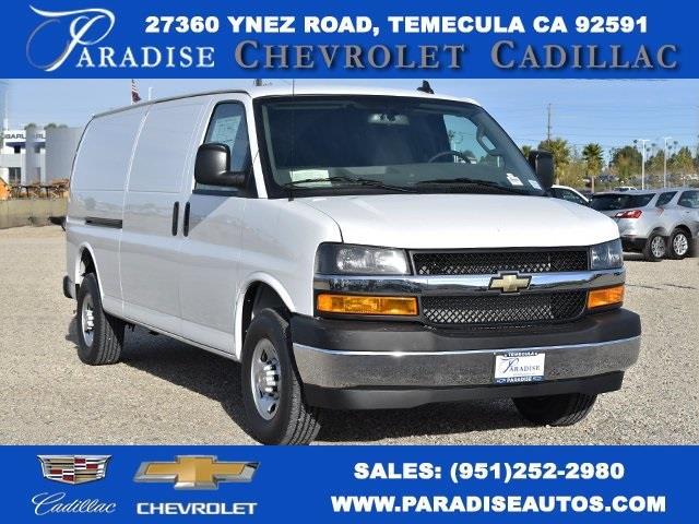 2021 Chevrolet Express 2500 4x2, Empty Cargo Van #M21119 - photo 1