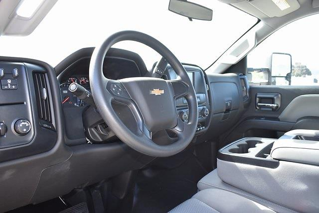 2021 Chevrolet Silverado 4500 Regular Cab DRW 4x2, Martin Landscape Dump #M21140 - photo 12