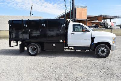 2021 Chevrolet Silverado 4500 Regular Cab DRW 4x2, Martin Landscape Dump #M21140 - photo 6