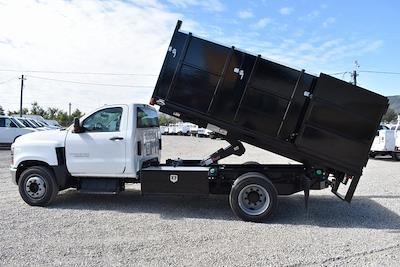 2021 Chevrolet Silverado 4500 Regular Cab DRW 4x2, Martin Landscape Dump #M21140 - photo 9