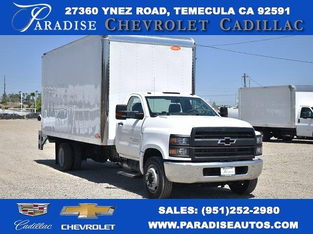 2021 Chevrolet Silverado 6500 Regular Cab DRW 4x2, Delta Stag Dry Freight #M21168 - photo 1