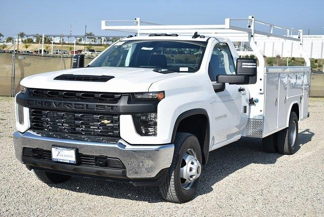2021 Chevrolet Silverado 3500 Regular Cab 4x2, Royal Service Body Utility #M21175 - photo 4