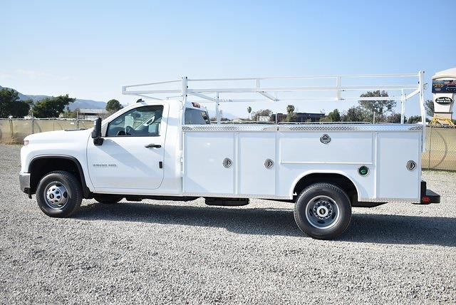 2021 Chevrolet Silverado 3500 Regular Cab 4x2, Royal Service Body Utility #M21175 - photo 5
