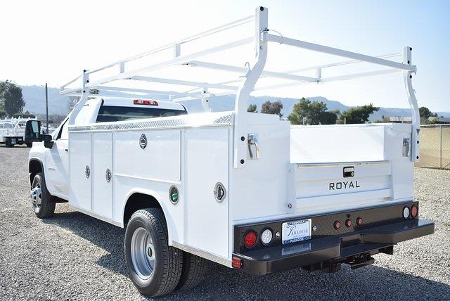 2021 Chevrolet Silverado 3500 Regular Cab 4x2, Royal Service Body Utility #M21175 - photo 6