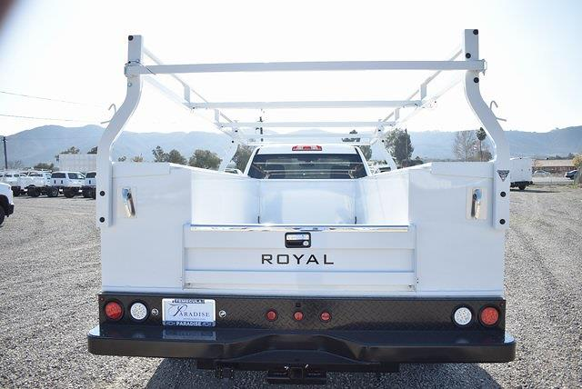 2021 Chevrolet Silverado 3500 Regular Cab 4x2, Royal Truck Body Service Body Utility #M21175 - photo 7