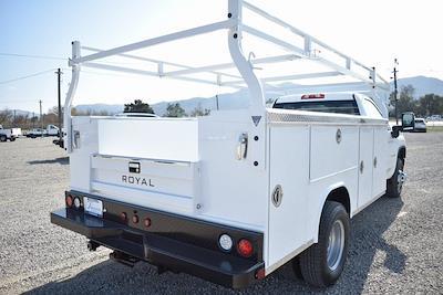 2021 Chevrolet Silverado 3500 Regular Cab 4x2, Royal Truck Body Service Body Utility #M21175 - photo 2
