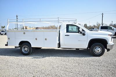 2021 Chevrolet Silverado 3500 Regular Cab 4x2, Royal Service Body Utility #M21175 - photo 8