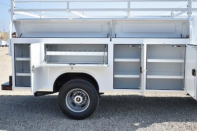 2021 Chevrolet Silverado 3500 Regular Cab 4x2, Royal Truck Body Service Body Utility #M21175 - photo 9