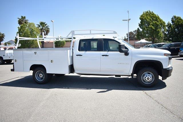 2021 Chevrolet Silverado 3500 Crew Cab 4x2, Harbor TradeMaster Utility #M21179 - photo 8