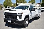 2021 Chevrolet Silverado 3500 Crew Cab 4x2, Harbor TradeMaster Utility #M21179 - photo 4
