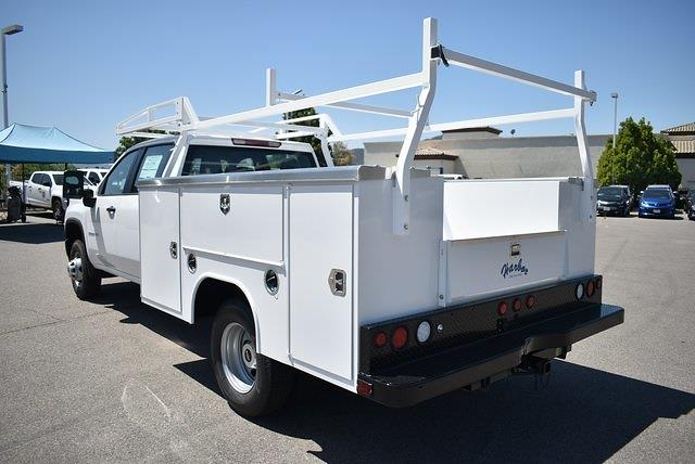2021 Chevrolet Silverado 3500 Crew Cab 4x2, Harbor TradeMaster Utility #M21183 - photo 6