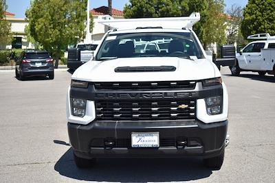 2021 Chevrolet Silverado 3500 Crew Cab 4x2, Harbor TradeMaster Utility #M21183 - photo 3