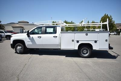 2021 Chevrolet Silverado 3500 Crew Cab 4x2, Harbor TradeMaster Utility #M21183 - photo 5