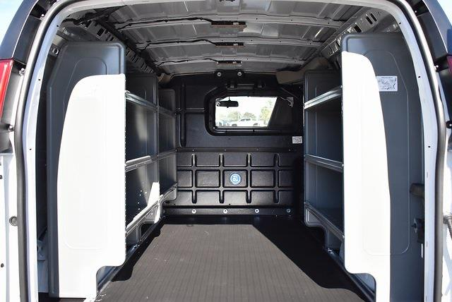 2021 Chevrolet Express 2500 4x2, Commercial Van Interiors Upfitted Cargo Van #M21192 - photo 1