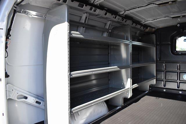 2021 Chevrolet Express 2500 4x2, Commercial Van Interiors Upfitted Cargo Van #M21192 - photo 14