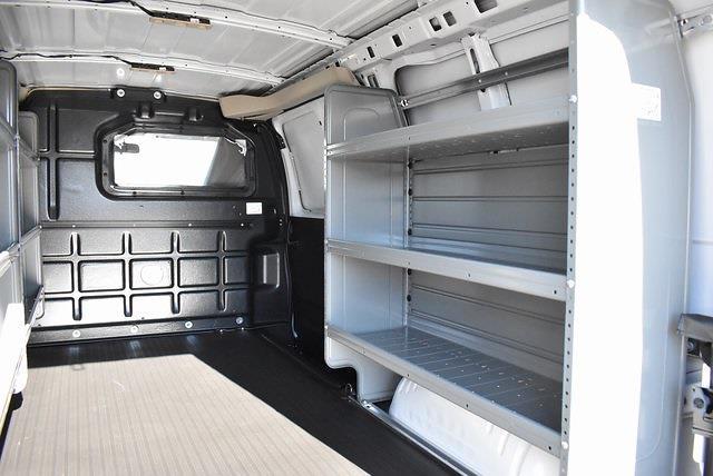 2021 Chevrolet Express 2500 4x2, Commercial Van Interiors Upfitted Cargo Van #M21192 - photo 15