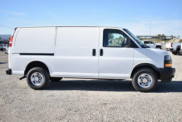 2021 Chevrolet Express 2500 4x2, Commercial Van Interiors Upfitted Cargo Van #M21192 - photo 9