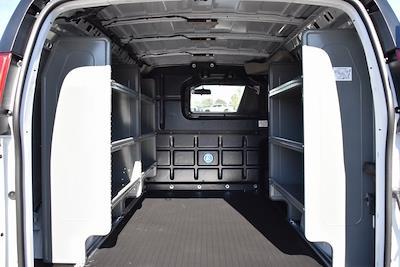 2021 Chevrolet Express 2500 4x2, Commercial Van Interiors Upfitted Cargo Van #M21192 - photo 2