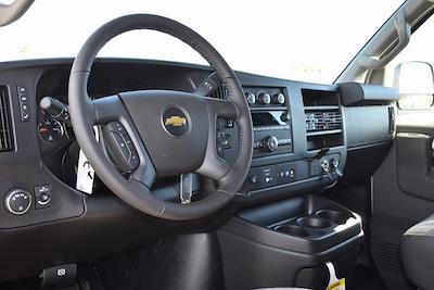 2021 Chevrolet Express 2500 4x2, Commercial Van Interiors Upfitted Cargo Van #M21192 - photo 16