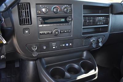2021 Chevrolet Express 2500 4x2, Commercial Van Interiors Upfitted Cargo Van #M21192 - photo 19