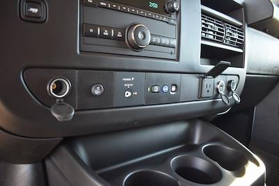 2021 Chevrolet Express 2500 4x2, Commercial Van Interiors Upfitted Cargo Van #M21192 - photo 20