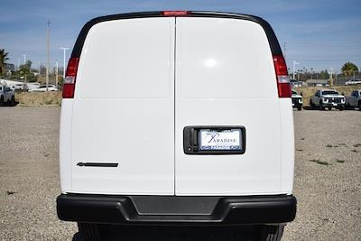 2021 Chevrolet Express 2500 4x2, Commercial Van Interiors Upfitted Cargo Van #M21192 - photo 7
