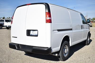 2021 Chevrolet Express 2500 4x2, Commercial Van Interiors Upfitted Cargo Van #M21192 - photo 8