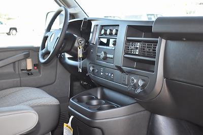 2021 Chevrolet Express 2500 4x2, Commercial Van Interiors Upfitted Cargo Van #M21192 - photo 10
