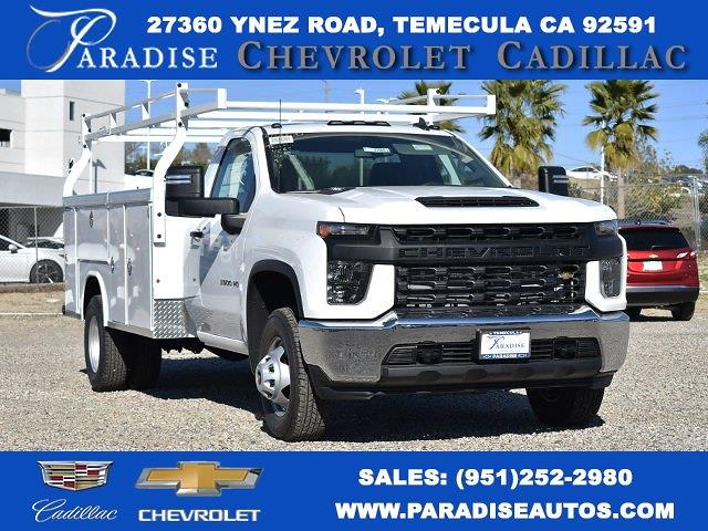 2021 Chevrolet Silverado 3500 Regular Cab 4x2, Royal Service Body Utility #M21199 - photo 1