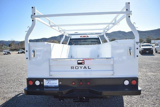2021 Chevrolet Silverado 3500 Regular Cab 4x2, Royal Service Body Utility #M21199 - photo 7