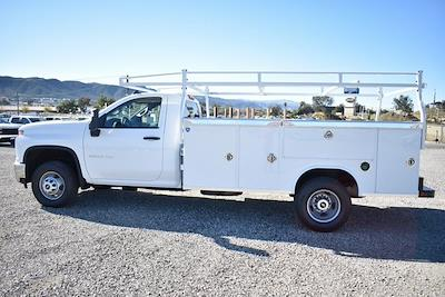 2021 Chevrolet Silverado 3500 Regular Cab 4x2, Royal Service Body Utility #M21199 - photo 5