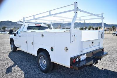 2021 Chevrolet Silverado 3500 Regular Cab 4x2, Royal Service Body Utility #M21199 - photo 6
