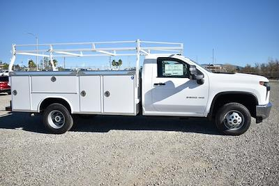 2021 Chevrolet Silverado 3500 Regular Cab 4x2, Royal Service Body Utility #M21199 - photo 8
