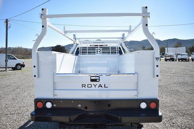 2021 Chevrolet Silverado 2500 Crew Cab 4x2, Royal Utility #M21211 - photo 7