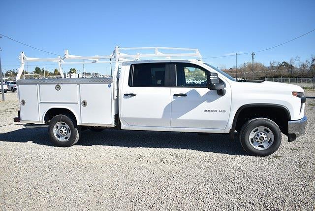 2021 Chevrolet Silverado 2500 Crew Cab 4x2, Royal Utility #M21211 - photo 8