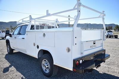 2021 Chevrolet Silverado 2500 Crew Cab 4x2, Royal Utility #M21211 - photo 6
