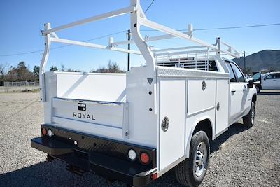 2021 Chevrolet Silverado 2500 Crew Cab 4x2, Royal Utility #M21211 - photo 2