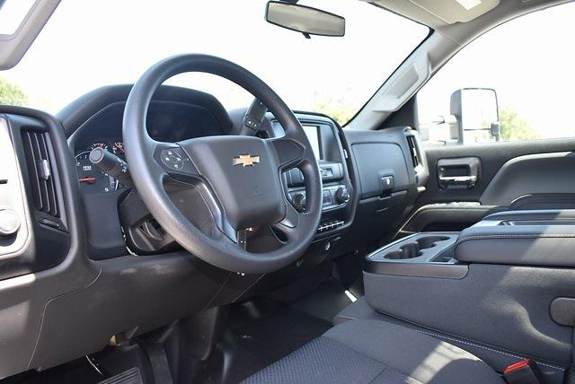 2021 Chevrolet Silverado 5500 Regular Cab DRW 4x2, Scelzi Signature Utility #M21220 - photo 19