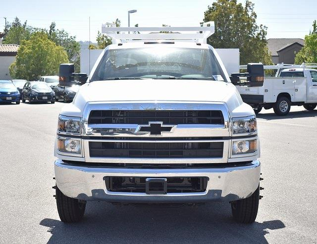 2021 Chevrolet Silverado 5500 Regular Cab DRW 4x2, Scelzi Signature Utility #M21220 - photo 3