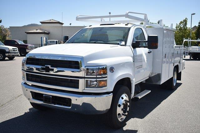 2021 Chevrolet Silverado 5500 Regular Cab DRW 4x2, Scelzi Signature Utility #M21220 - photo 4