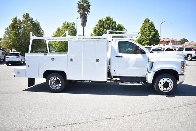 2021 Chevrolet Silverado 5500 Regular Cab DRW 4x2, Scelzi Signature Utility #M21220 - photo 8