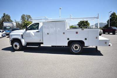 2021 Chevrolet Silverado 5500 Regular Cab DRW 4x2, Scelzi Signature Utility #M21220 - photo 5
