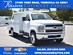 2021 Chevrolet Silverado 5500 Regular Cab DRW 4x2, Scelzi Signature Utility #M21220 - photo 1