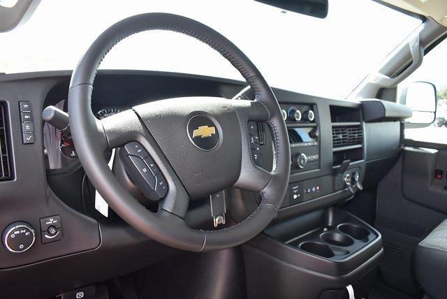 2021 Chevrolet Express 2500 4x2, Adrian Steel Upfitted Cargo Van #M21246 - photo 16