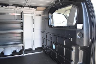 2021 Chevrolet Express 2500 4x2, Adrian Steel Upfitted Cargo Van #M21246 - photo 12