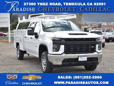 2021 Chevrolet Silverado 2500 Crew Cab 4x2, Scelzi Signature Utility #M21256 - photo 1
