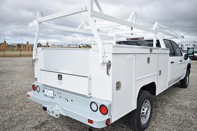 2021 Chevrolet Silverado 2500 Crew Cab 4x2, Scelzi Signature Utility #M21256 - photo 2