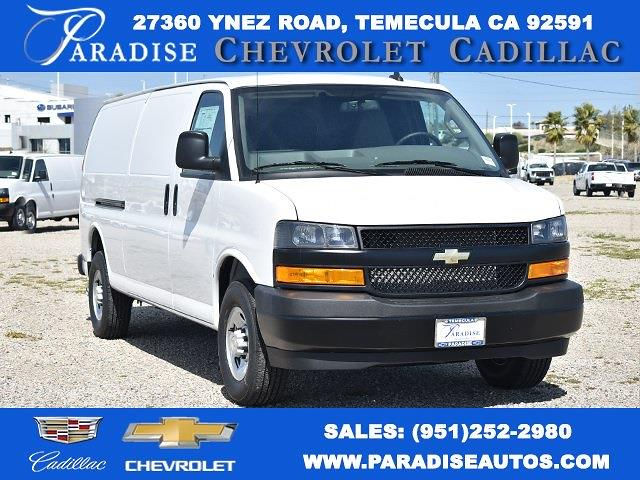 2021 Chevrolet Express 2500 4x2, Adrian Steel Upfitted Cargo Van #M21266 - photo 1