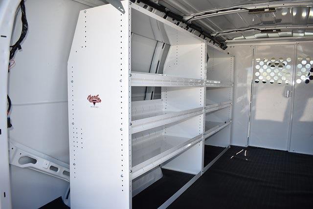 2021 Chevrolet Express 2500 4x2, Harbor Upfitted Cargo Van #M21268 - photo 14